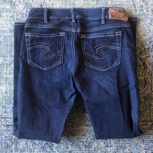 Silver Jeans - Suki Mid- Slim